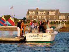 What to Do in Nantucket; The Wauwinet; Madaket Beach; Cisco Brewers : People.com