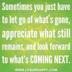 Letting Go Quotes - Quotation Inspiration