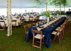 Table Rentals | Serving NH, MA, ME | Special Events of New England