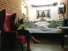 The Hoxton - Hipster hotel in London