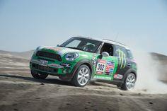 All Cars NZ: 2013 MINI Countryman Dakar Rally