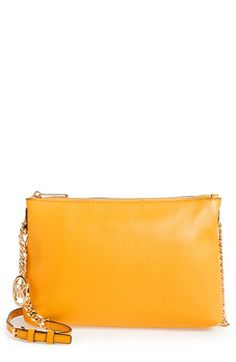 MICHAEL Michael Kors 'Jet Set' Chain Crossbody Bag available at #Nordstrom