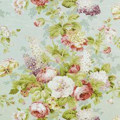Pattern #42423 - 254   Hemingway Prints   Duralee Fabric by Duralee