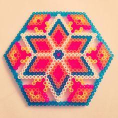 Hama bead design by Pixiedust Makeup