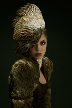 """Designer's """"Roadkill Couture"""" Is All About Zero-Waste, Sustainable Fur"""