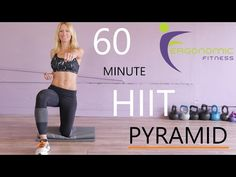 60 MINUTE HIIT WORKOUT - 45/30/15 PYRAMID BURNER! - YouTube