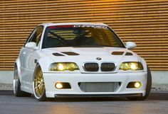 BMW M3 E46 GORDOTE
