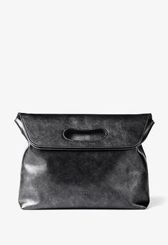 BREE | Grönland 1 black - MC - Cowhide Leather smooth