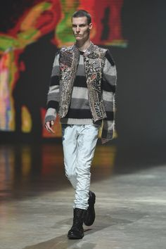 Nicola Formichetti Debuts First Collection for Diesel, Fall/Winter 2014 Menswear