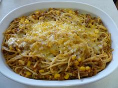 Taco Pasta   Joyful Homemaking