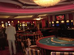 Crystal Cruises - Crystal Serenity, The Casino