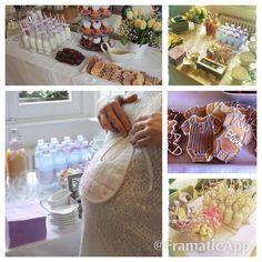 Olivia's Baby Shower Tea Party