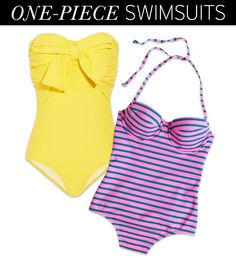 12 One-Piece Swimsuits For Instant Pinup Girl Status | 15 Minute News