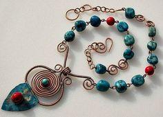 20 Amazing Handmade Jewelry Ideas Not tutorials per se, but some good inspiration.