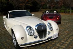 A Small Factory with a Big Dream! Previously, Mitsuoka Motor have only produced and sold cars in Japan, South East Asia and the Middle East – Predominately right-hand drive markets. Now, under the exclusive distribution of T W White & Sons, Mitsuoka are embarking on the next chapter of their journey and are launching in one of the largest classic car markets in the world. Like Mitsuoka Motor, T W White & Sons is a family run business, established for over 50 years. With showrooms located in…