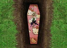 Till death do us part hello kitty ♡ !