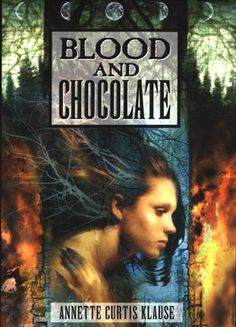 """March 2014 - Blood and Chocolate by Annette Curtis Klause. In """"Blood and Chocolate,"""" Annette Curtis Klause does for werewolves what Anne Rice has done for vampires."""