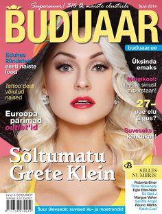 Cover Star Grete Klein Summer 2014