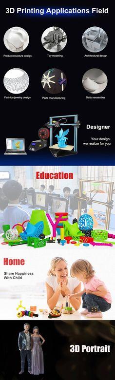 Creality 3D® CR-10 Mini DIY 3D Printer Kit Support Resume Print - resume printing