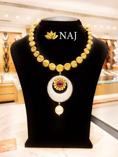 Enjoy this Sravanam with BIG SALE on Gold & Diamond Jewellery...Call or Whatsapp us on 9032041323 or email to mynaj@najindia.com... Available Only @ Naj Jewellery, Nellore. #bigoffers #MyFavouriteNAJ #southindianjewellery #haaram #sravanam #necklace #designernecklace #fashion #fashionjewellery #bridaljewellery #bridal #jewellery #nellore #bengaluru #chennai #hyderabad Diamond Jewellery, Bridal Jewellery, South Indian Jewellery, Hyderabad, Necklace Designs, Chennai, Crochet Necklace, Fashion Jewelry, Jewels