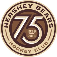 Celebrating Tradition and Excellence this season in Hershey.      75 years of Hershey Bears Hockey