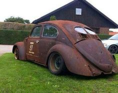 In the Rough ...vdub...