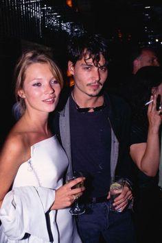 Per 15 anni non sono mai stati fotografati insieme. Johnny Depp e Kate Moss sono stati una delle coppie più famose del fashion business e oggi vengono