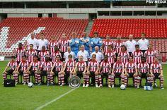 PSV First Team Squad 2007-2008