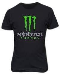 Monster energy drink t shirt ladies sizes s to xl by Teashirtuk, £9.99 my bestie would love this!