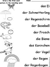 Printables German Worksheets schools worksheets and school on pinterest german worksheets
