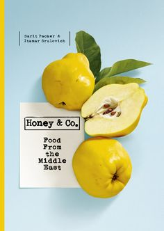 The spate of covetable cookery books continues with the very beautiful Honey&Co: Food from the Middle East, the book of the tiny, instantly beloved restaurant of the same name in Fitzrovia which won Best Newcomer in last year's Observer Food Awards.