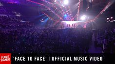 'FACE TO FACE' | Official Planetshakers Music Video Worship Jesus, Praise And Worship, Born Again Christian, Now Faith Is, Video Thumbnail, Christian Music, Word Of God, Music Videos, Concert