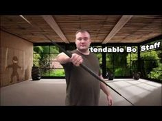 Extendable Bo Staff Product Review - KarateMart.com - YouTube