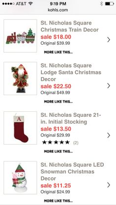 Mommy Katie: #Giveaway Holiday Shopping with Kohl's $100 Gift Card