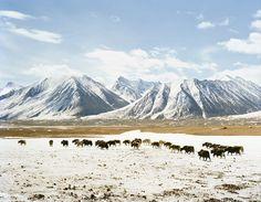 Wakhan corridor, Afghanistan © Frédéric Lagrange