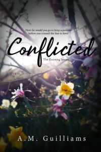 Spreading The Word With Denise&Donna: Conflicted by A.M. Guilliams Cover…