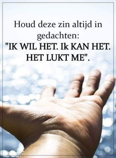 Me Quotes, Motivational Quotes, Inspirational Quotes, Positive Vibes, Positive Quotes, Dutch Quotes, Words Worth, Self Confidence, Tutorial