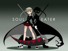 the black blood shadow :( makes me kinda sad that Soul, Crona and Maka have to deal with that:(  STUPID MADUSA!!