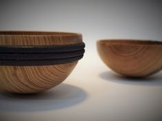 RETOUR AUX SOUCHES, MAXIME PERROLLE @storieshop pots made with one piece of wood, found in on ambles around Paris.