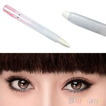 Alta qualidade 2015 New Arrival 1 Pc Glitter pérola luz branca maquiagem cosméticos Eyelip delineador sombra lápis Pen 7GYG AC6H alishoppbrasil