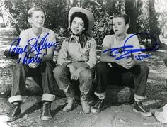 """Davie Stollery, Annette Funicello and Timothy Daniel """"Tim"""" Considine (B: December 31, 1940, in Los Angeles, CA) former American child and adult actor popular in late 1950s/early 1960s"""