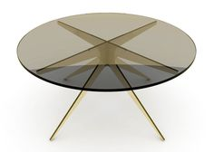 Dean Round Coffee Table Product Image Number 2