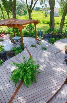Leaf Deck