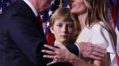 Get to know the youngest member of the Trump family.