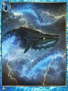 Electrifying Cloud Dragon