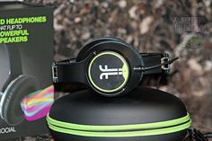 """FLIPS Audio HD Headphones flip from a solo listening mode to an """"amp'd up speaker"""" for a multi listener (social) experience! Save $10 Off FLIPS discount code!"""