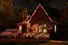 Magnolia City: Merry Christmas Lights!