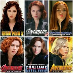 Marvel-I honestly like her style the best in the first Avengers movie