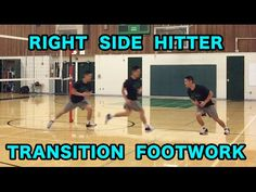 Learn how to transition from blocking to attacking or defense to spiking as a right side / opposite hitter / right wing spiker. This free volleyball instruct. Volleyball Hitter, Spike Volleyball, Volleyball Practice, Volleyball Training, Volleyball Workouts, Volleyball Quotes, Coaching Volleyball, Volleyball Players, Volleyball Ideas