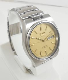 50% discount Original VINTAGE SEIKO 5 Automatic 17J Japan